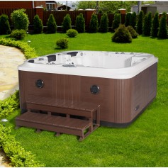 Mini Piscine SPA MONTERREY 220 x 220